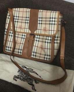 SALE!!!!Burberry Messenger Bag