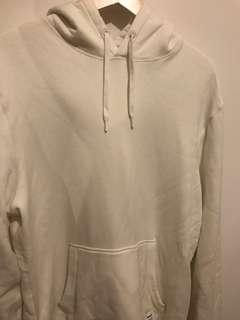 Cream hoodie