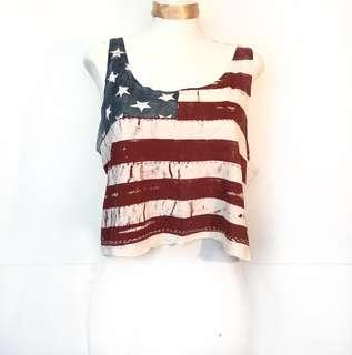 Brandy Melville crop top - Made in Italy