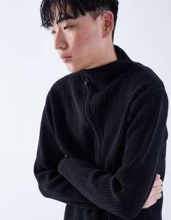 Tran 泉 螺紋針織毛衣
