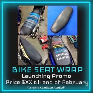 BIKE SEAT WRAP