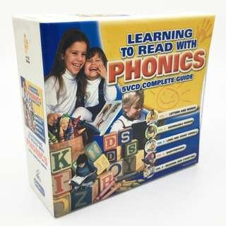 Learning to Read with Phonics VCD
