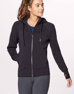 Lululemon tech lux jacket in black