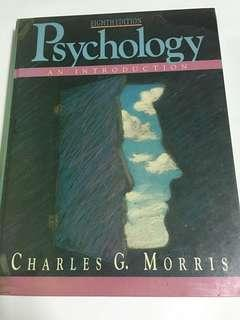 Psychology - An Introduction 8th Edition by Charles G.Morris