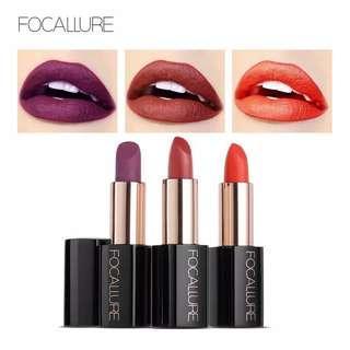 Focallure nourishing matte lipstick