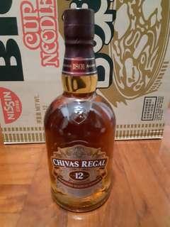 70cl Chivas Regal 12