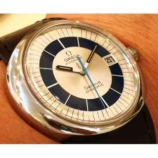 已停產 Omega Dynamic Geneve Automatic Watch (亞米加自動錶)