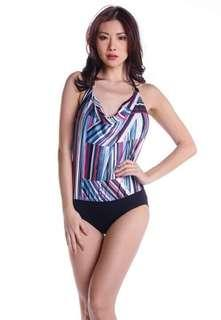 Plains and Prints Swimsuit