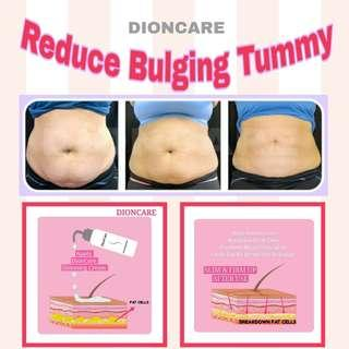 Health slimming cream