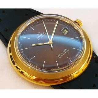 已停產 Omega Dynamic De Ville Automatic Watch (亞米加自動錶)