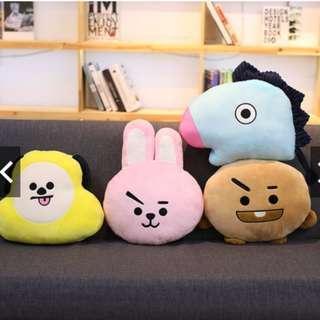 Pillow Plush Toy Doll Cushion Gift
