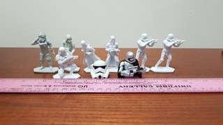 Star Wars - troopers - LOT