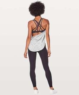 🚚 Lululemon Free To Be Serene Tank (2-in-1, Size 6)