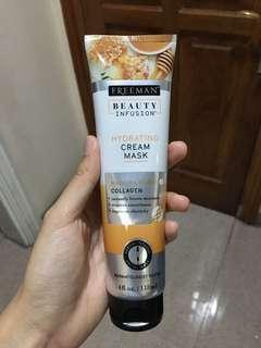 Freeman beauty infusion manuka honey collagen