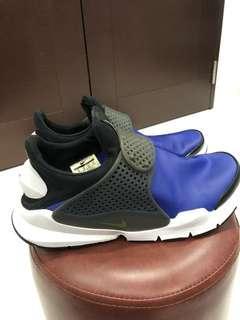 Nike Sock Dart SE Blue Black size 10 #CNY888
