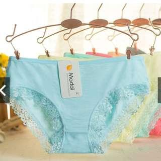 Breathable Bow Panties