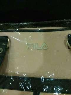 Brand New Pink Fila Bag For Sale