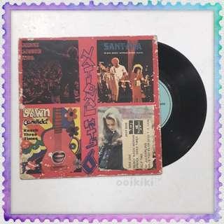 National Hits 6 Santana Lynn Anderson Phonograph Vinyl lp Record