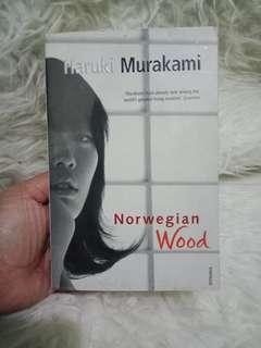 Norwegian wood,  haruki murakami, english novel