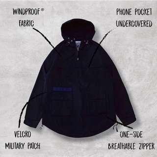 (保留)Goopi Type-R functional Anorak Jacket