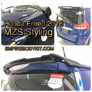 Spoiler for Honda Freed 2018 MZS Styling