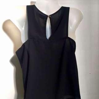 Motley sleeveless top