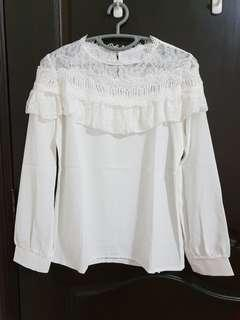 Lace Blouse - New Buy 1 get 1 free (same price)