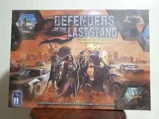 Defender of the Last Stand (2016) Brand New!