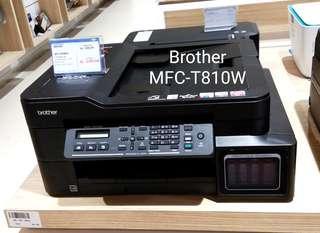 DP. 689.000 Brother MFC-T810W Cicil Tanpa Kartu Kredit