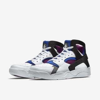 Nike AIR FLIGHT HUARACHE PRM QS 高筒 武士鞋 籃球鞋