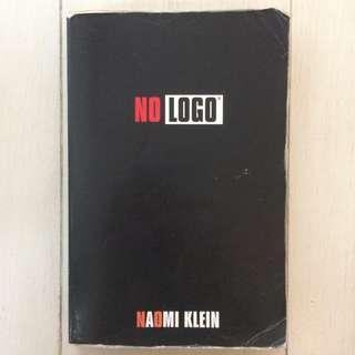 No Logo by Naomi Klein paperback book / business marketing advertising consumer psychology consumerism branding globalisation