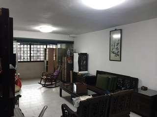 Whole unit Rent (1master room + 1 common room+ 1room lock)