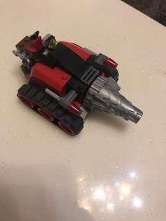 Lego 6860 鑽地車仔(已砌)淨車