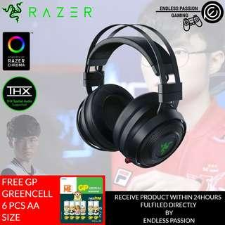 Razer Nari Wireless: THX Spatial Audio - Gaming Headset Works for PC, PS4 & Mobile Devices