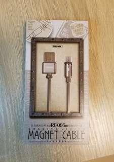 磁吸充電 1m Magnetic phone cable