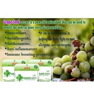 1ST HEALTH GRAPE SEED EXTRACT