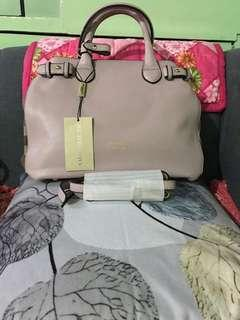 Burberry nude pink