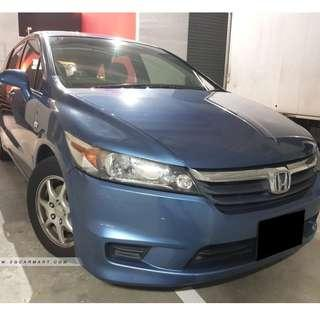 Available from 15 Feb - Honda Stream 1.8a