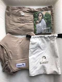 Konny Baby Carrier Brown Colour (BB咩帶)