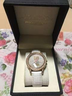Precious moments limited edition timepiece