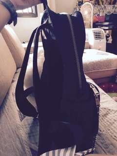 Porter International Thunder Backpack in Blue (New slim design)