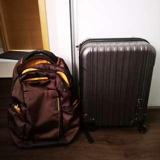 Used Samsonite Work/Travel Backpack