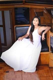 White dress for sale
