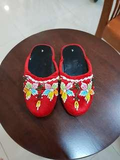 Traditional Chinese shoes