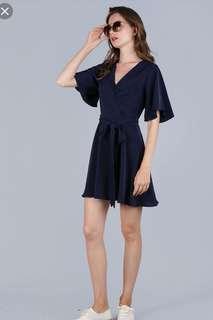 🚚 TTR Izabela Flare Sleeve Dress