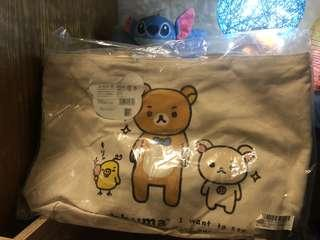 🚚 拉拉熊手提包