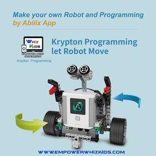 $20 discount code for children robotic workshop