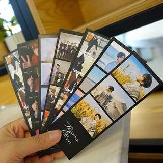 Photo strips printing