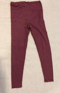 UNIQLO HEATTECH LEGGINGS FOR 135cm - 145cm / 8 to 10 years old girl