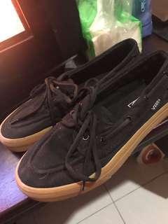 Vans zapato black gum (unisex)